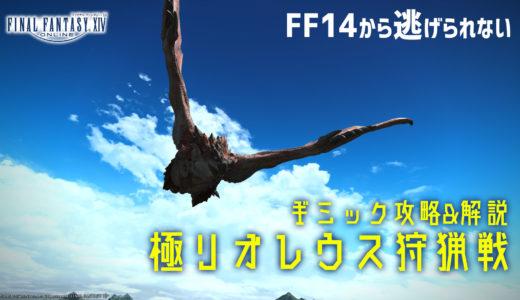 【FF14/FFXIV】極リオレウス狩猟戦【ギミック攻略/解説】